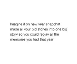 follow, memories, and new year image
