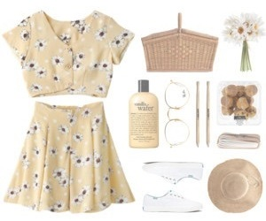 fashion, girl, and Polyvore image