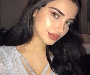 makeup, beauty, and icon image