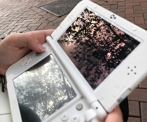 game, ds, and nintendo image