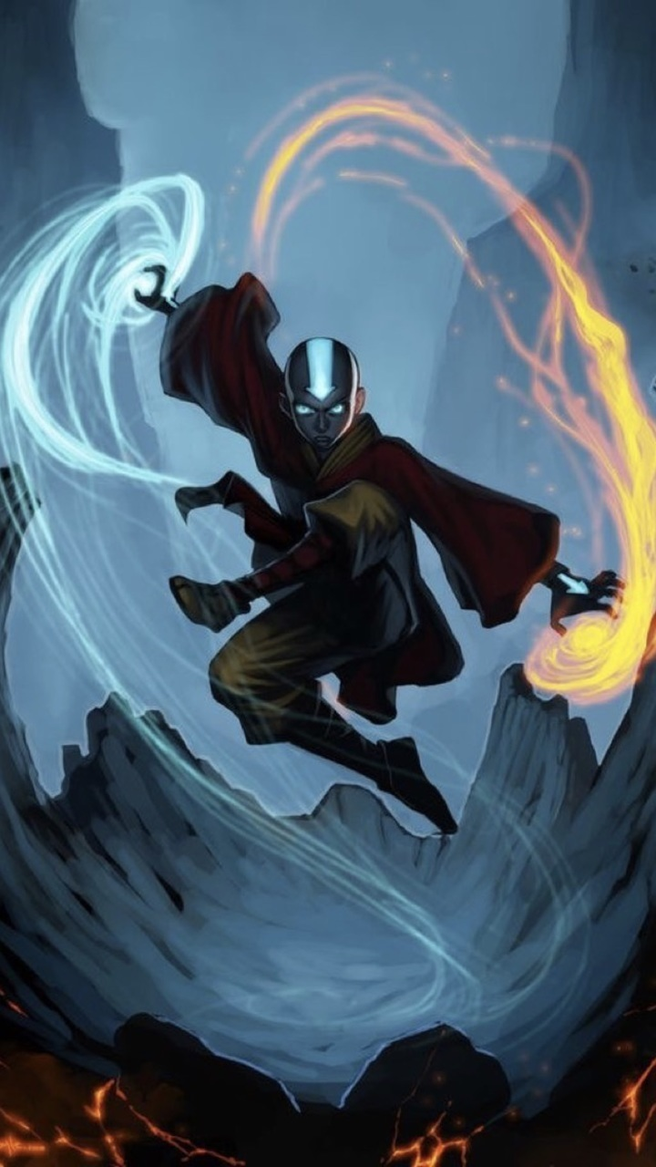 avatar, aang, and avatar the last airbender image