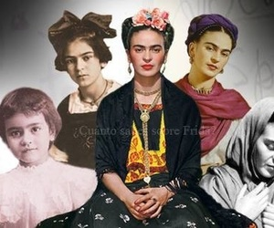 Frida, icon, and pintora image