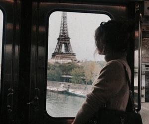 paris, travel, and vintage image