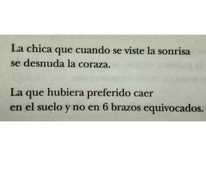Chica, frases, and libros image