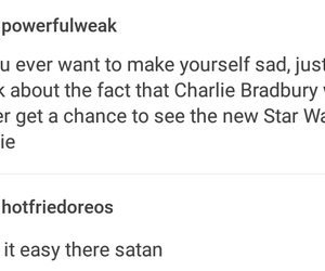 charlie, fandom, and funny image