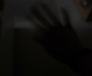 black, dark, and feed image
