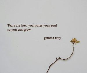 alternative, tears, and stay strong image