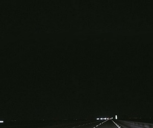 black, aesthetic, and road image