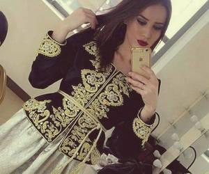 arab, fashion, and algerienne image