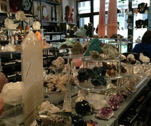 crystals, pretty, and shop image