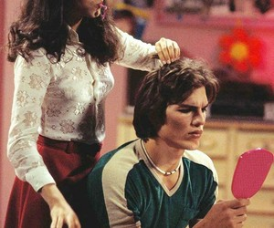 70's, jackie, and that 70 show image
