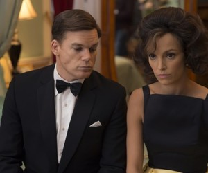 Jackie Kennedy, Michael C. Hall, and the crown image