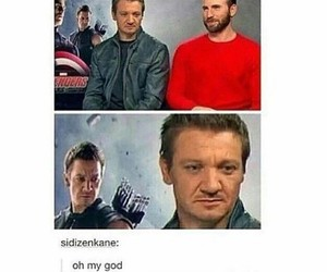 funny and Marvel image