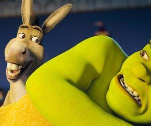 donkey and shrek image