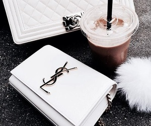 YSL, coffee, and chanel image