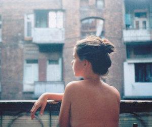 alone, fashion, and girl image