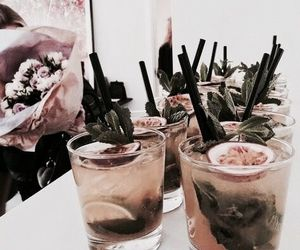champagne, coffee, and smoothies image