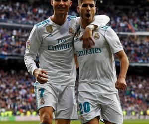 cristiano ronaldo, gol, and real madrid image