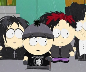 emo, South park, and stan image