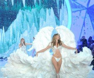 Behati Prinsloo, snow angel, and Taylor Swift image