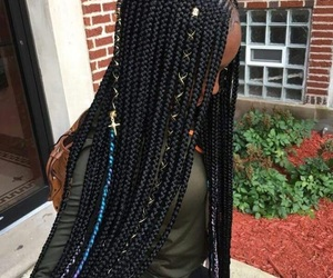 braids and weave image