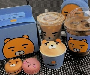 food, cute, and coffee image