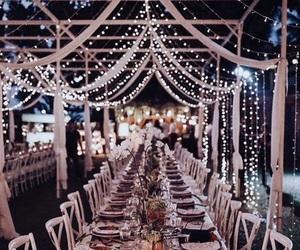 wedding and light image