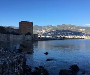 nice, alanya, and castle image