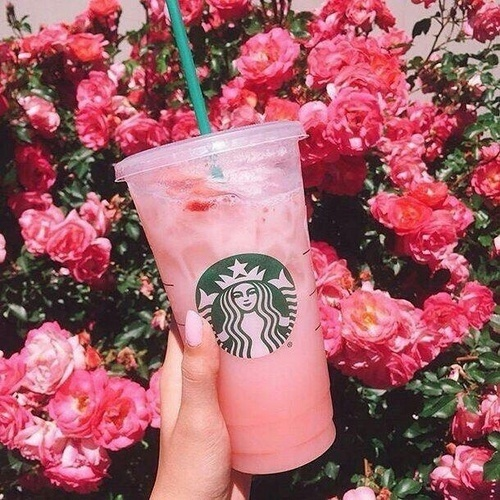 Starbucks Secret Menu On We Heart It