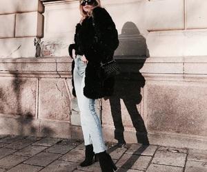 fashion, coat, and winter image