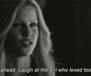 love, rebekah, and tvd image