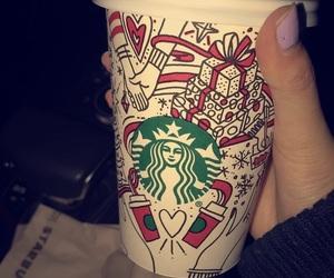 christmas, drinks, and festive image