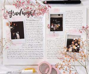 journal, art journal, and bullet journal image