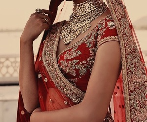 bollywood, fashion, and india image