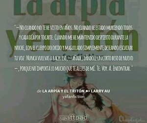 frases, fanfic, and wattpad image