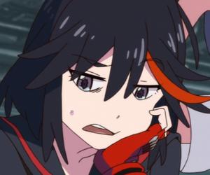 anime, kill la kill, and manga image