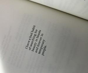 black, fake, and poem image