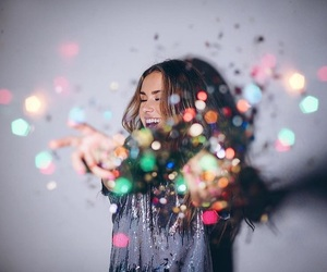 photography, beautiful, and fairy lights image