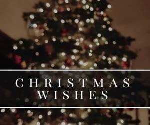 christmas, wallpaper, and lights image