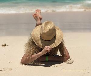 beach, cool, and playa image