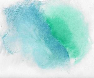 aqua, artwork, and blue and green image