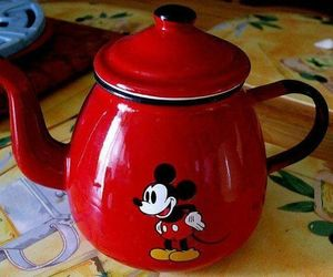 mickey mouse and teapot image