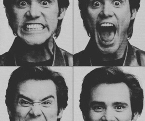 jim carrey, funny, and actor image