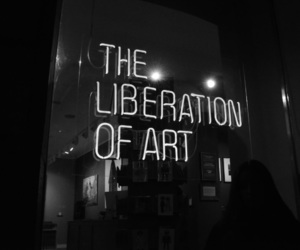 art and neon image