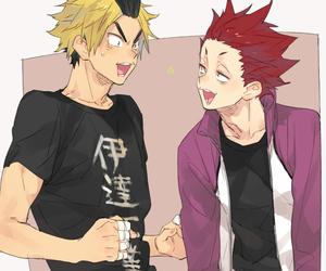 anime, boys, and koganegawa kanji image