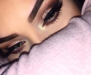 beauty, love, and eyeshadow image