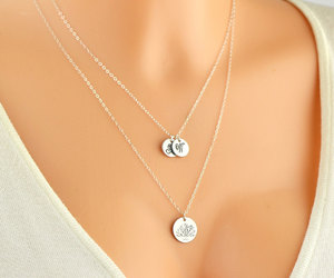 etsy, gift for mom, and mother necklace image