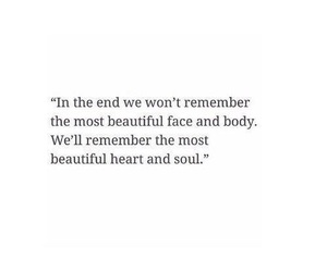 quotes, soul, and heart image