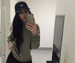 girl, outfit, and adidas image