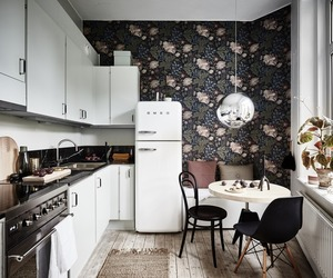 design, interior, and kitchen image
